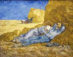rus-Vincent-van-Gogh-1853-1890-Noon-rest-from-work-after-Millet