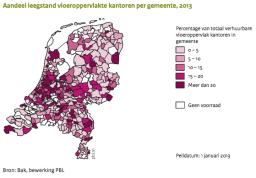 'Niet kraken, maar leegstand is diefstal' | Nederlandse leegstand hoogste van Europa