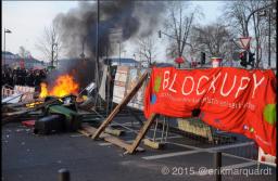 Blockupy Frankfurt leidt ons terecht af van de nationale politiek