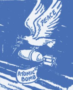 Van Hiroshima tot Bagdad: Westers oorlogsgeweld brengt vrede, is het beeld
